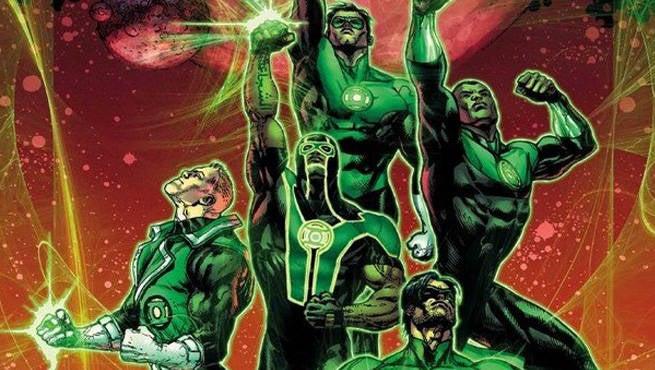 Green Lantern Header