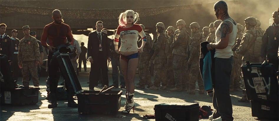 Harley Quinn Costume Easter Egg 1 copy