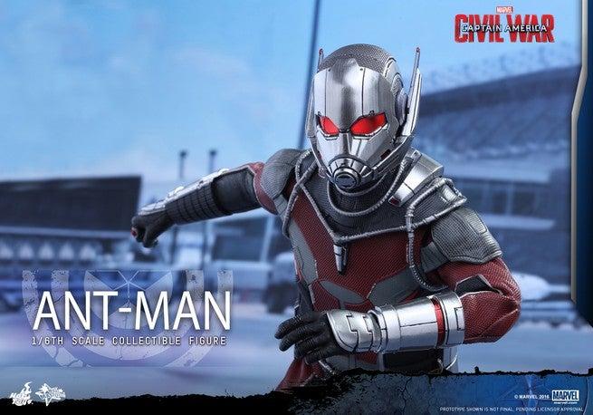 Captain America  Civil War Hot Toys Ant-Man Figure Details Revealed ba5ced9cc