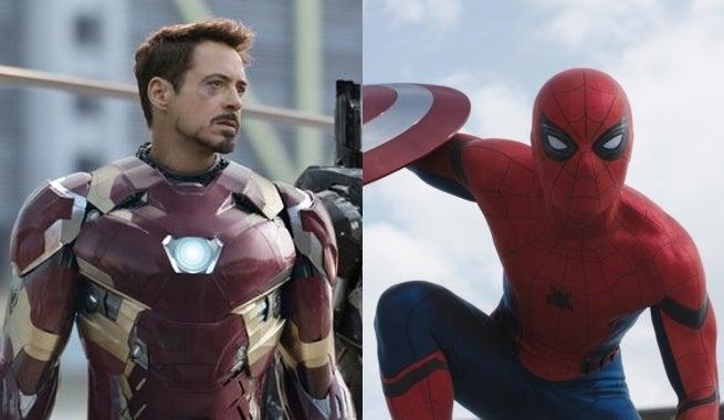 Iron Man - Spider-Man