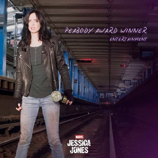 Jessica Jones Peabody