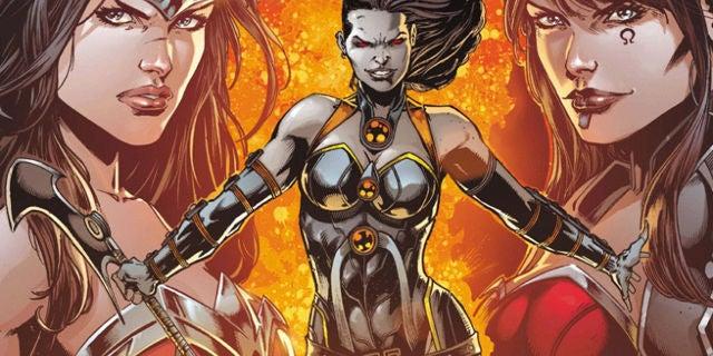 JL Darkseid War Special