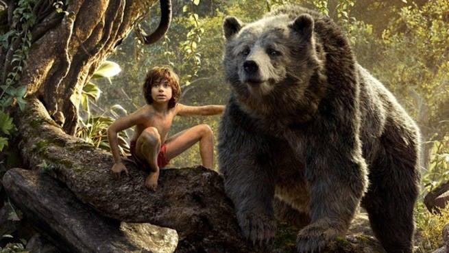 Jungle Book Movie