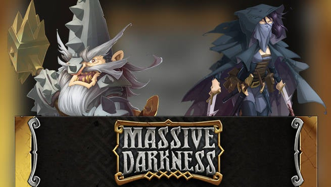 Massive Darkness Kickstarter