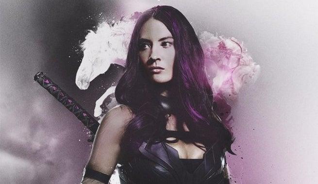 Psylocke - Olivia Munn - X-Men Apocalypse