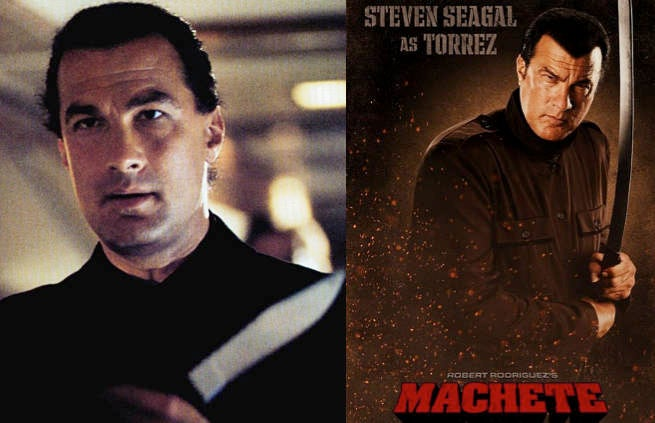 Happy Birthday! Steven Seagal Turns 64 Today