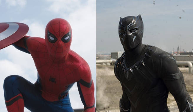 2aa84760 Black Panther Got a Costume in Captain America: Civil War Because of ...