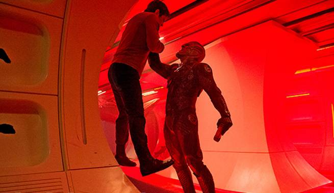 New Star Trek Beyond Image Released