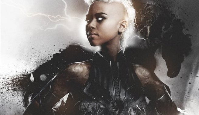 Storm - Alexandra Shipp - X-Men Apocalypse
