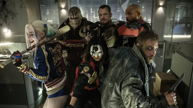 New Suicide Squad Sneak Peek Released During MTV Movie Awards