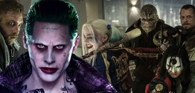 New Suicide Squad Clip To Be Shown During MTV Movie Awards