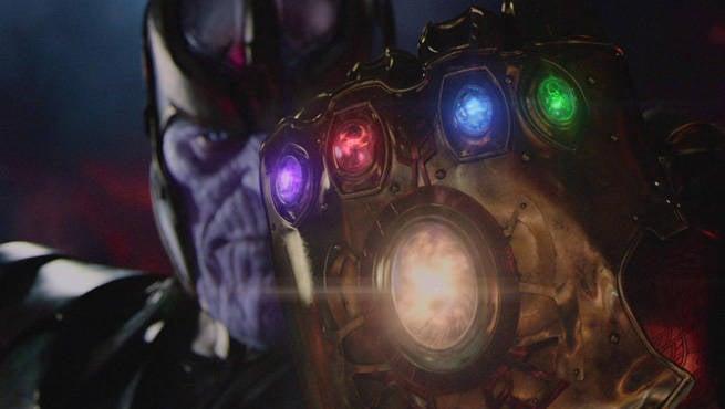 Thanos Infinity War