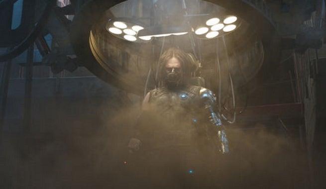 The Winter Soldier - Captain America Civil War