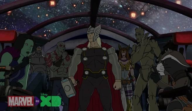 Thor GotG