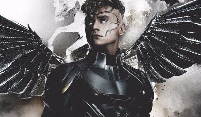 X-Men Apocalypse - Archangel