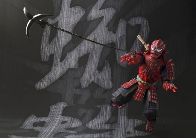 Samurai Spider-Man