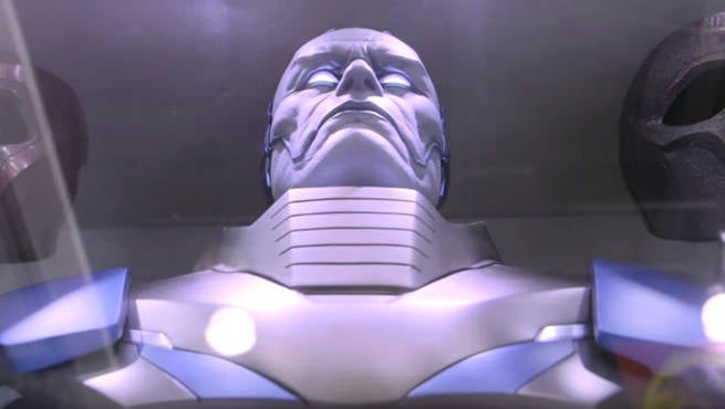 Unused Apocalypse Design From X-Men: Apocalypse Revealed