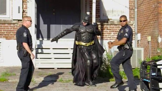Batman Georgia Police