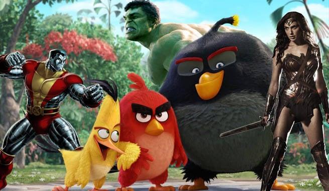 Birds Heroes