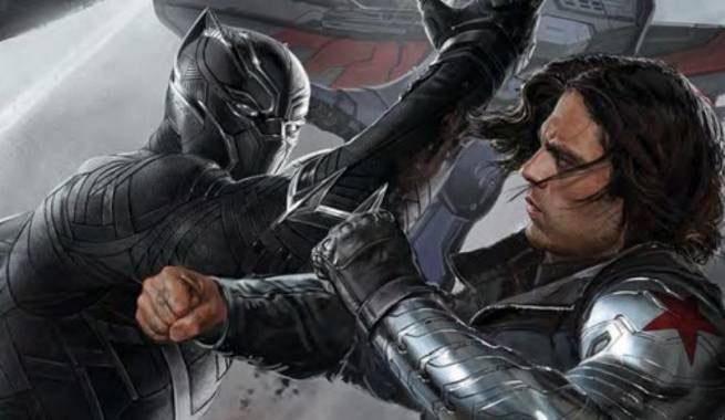 Black Panther The Winter Soldier