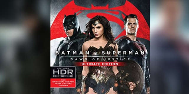 BVS Ultimate Edition Cover