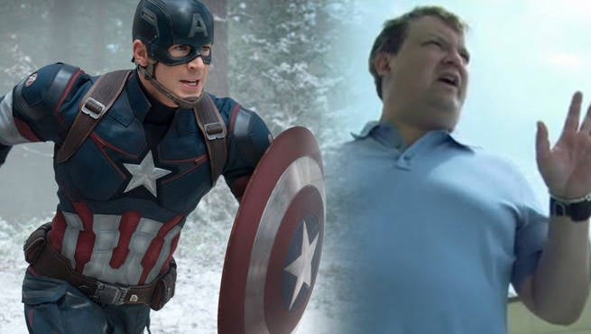 Captain America: Civil War Surprise Cameo Revealed