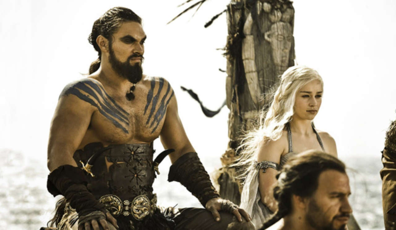 Khal Drogo Is Totally Still Alive on 'Game of Thrones'