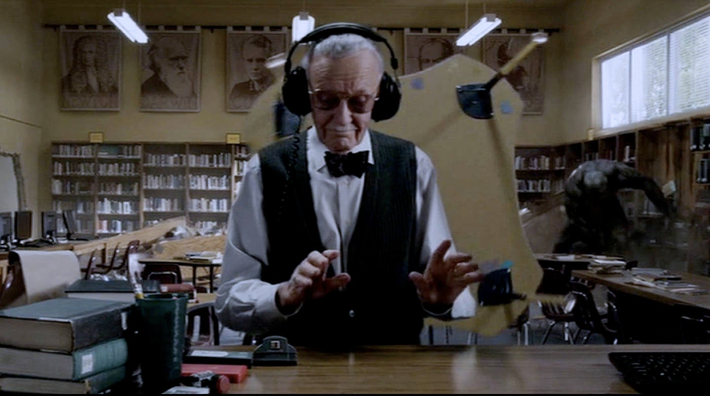 This Stan Lee Cameo Supercut Video Is Amazing