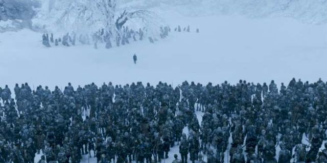 Game of Thrones - White Walkers