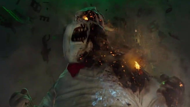 New Ghostbusters Trailer Gives First Look Major Monster - Rowan