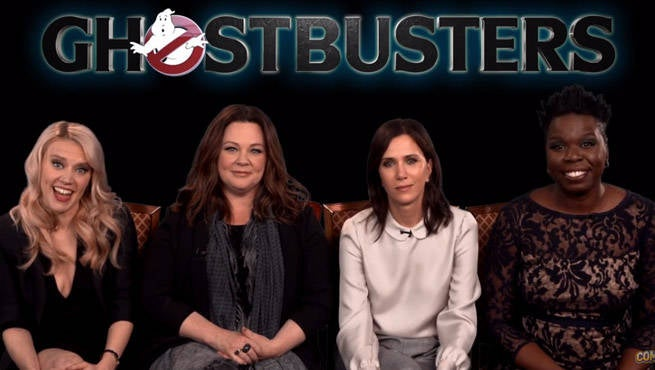 Ghostbusters Science