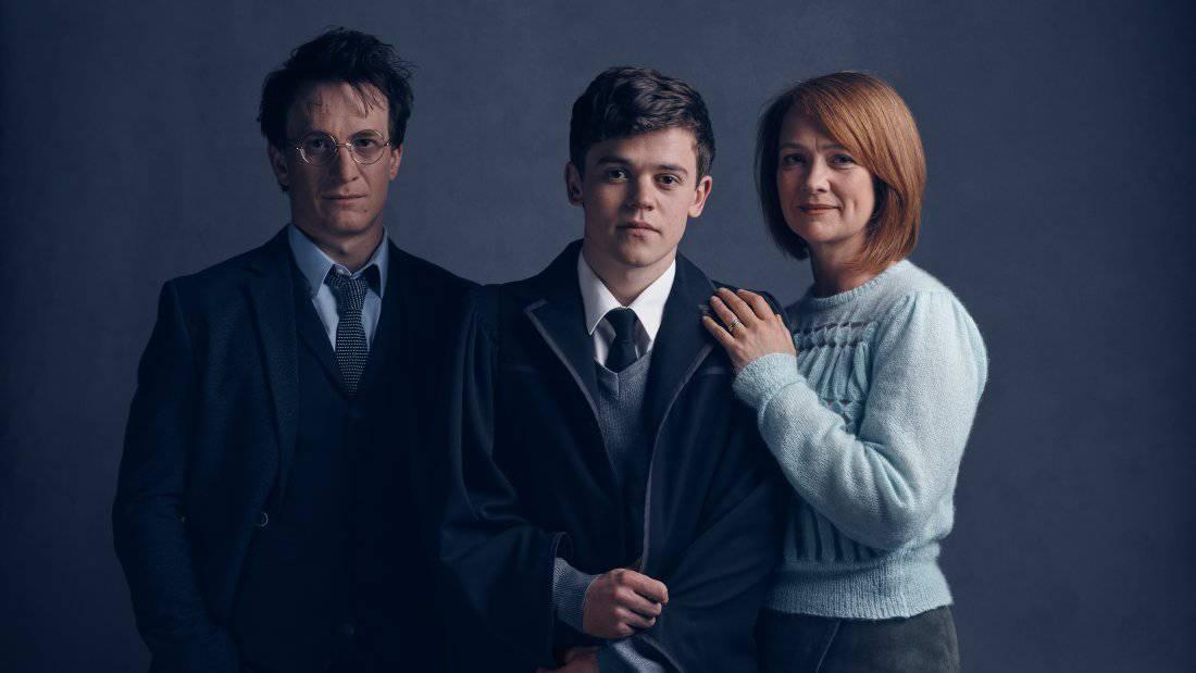 Harry Potter Famly