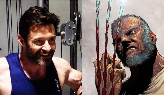 Hugh Jackman - Old Man Logan
