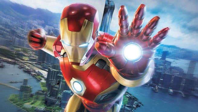 Iron Man Experience Ride Tests Begin At Hong Kong Disneyland