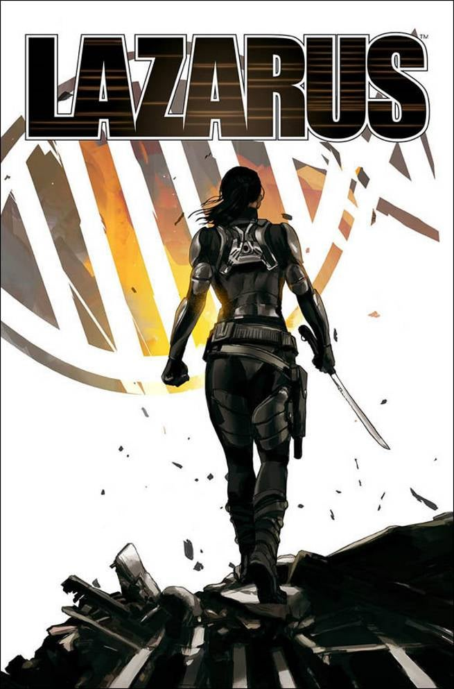 Lazarus Book Two