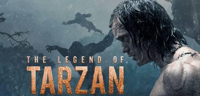 2 TV Spots For The Legend Of Tarzan Released