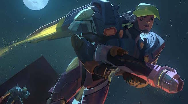 OW PHARAH Comic EN-cover