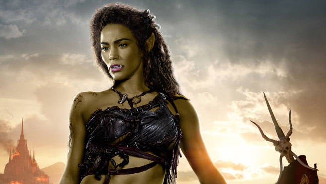 Paula Patton Warcraft