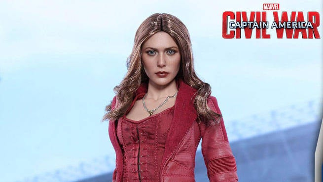 Scarlet Witch Hot Toys