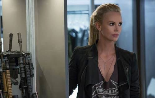 Fast & Furious 8: First Look At Charlize Theron's Character