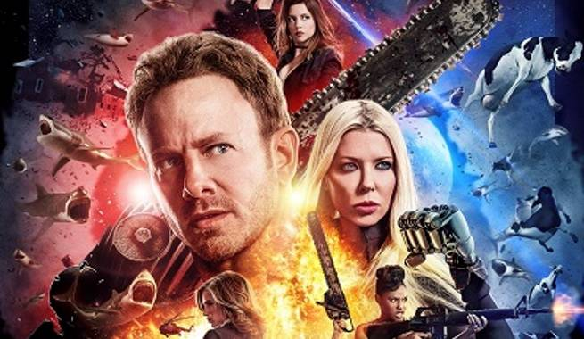 Sharknado The Fourth Awakens