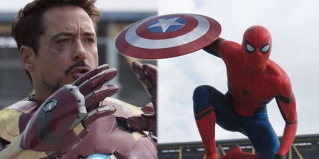 How Iron Man Knew About Spider-Man According To Captain America: Civil War Writers