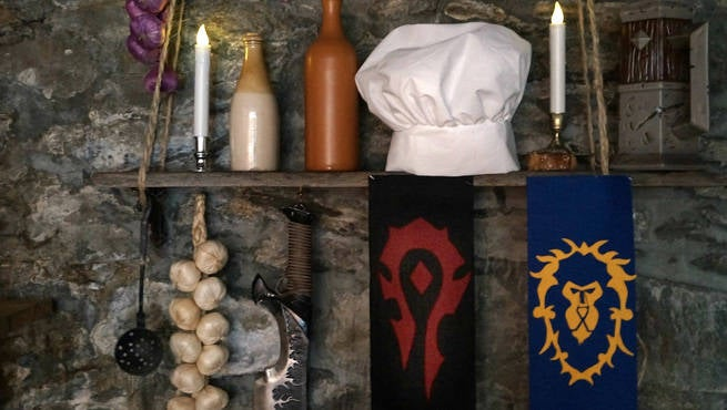 Warcraft Cookbook