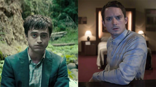 Watch Elijah Wood Morph Into Daniel Radcliffe