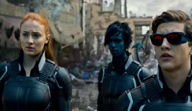 X-Men Apocalypse New Recruits