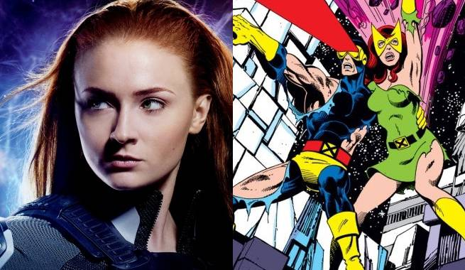 The Next X-Men Movie May Go To Outer Space