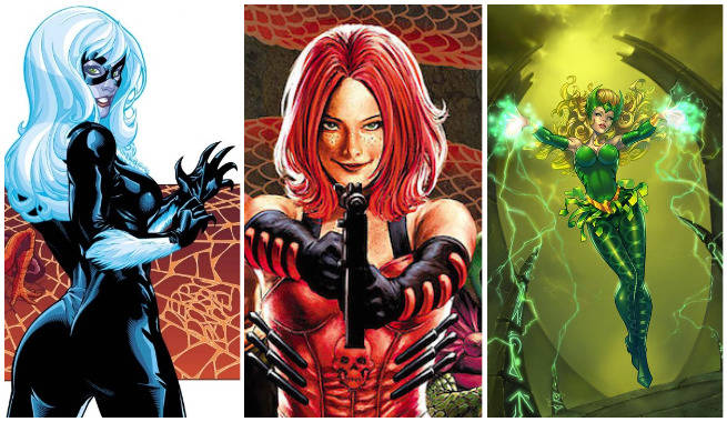 5 Potential Female Villains That Could Join The Marvel Cinematic