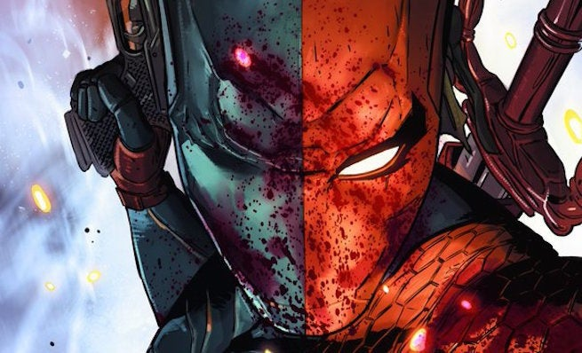 5 - Deathstroke Rebirth