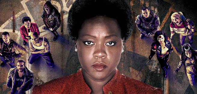 Viola Davis Says She Had Heart Palpitations During Suicide Squad