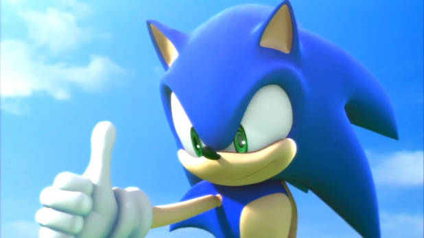 article post width Sonic-Thumbs-Up